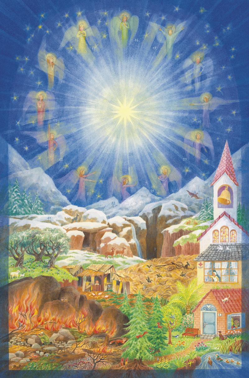 Adventskalender A 045